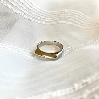 ティファニー(Tiffany & Co.)のシルバーリング(リング(指輪))