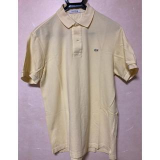 ラコステ(LACOSTE)のラコステ ポロシャツ イエロー 5(ポロシャツ)