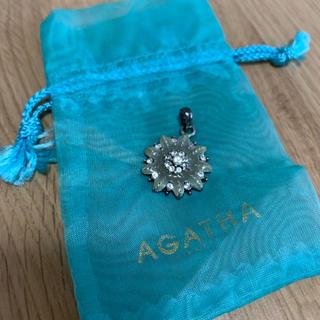 アガタ(AGATHA)のAGATHAペンダントトップ(ネックレス)