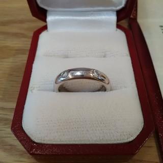 カルティエ(Cartier)のカルティエ バンドリング(リング(指輪))