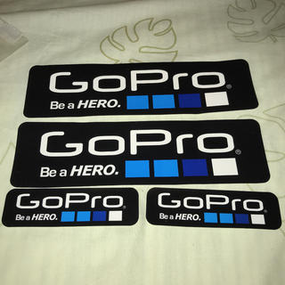 GoPro ステッカー(コンパクトデジタルカメラ)
