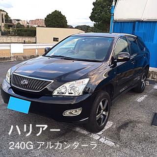 トヨタ - トヨタハリアー(自動車本体)