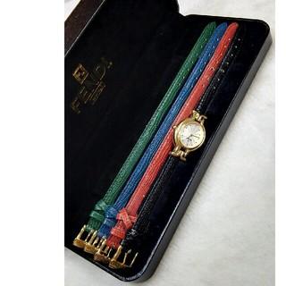 フェンディ(FENDI)のFENDI 腕時計 640Lレディースクォーツ(腕時計)