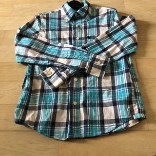 Abercrombie&Fitch - アバクロ チェックシャツ