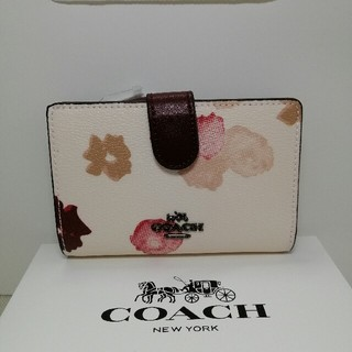 COACH - COACH(コーチ)の二つ折り財布   39172