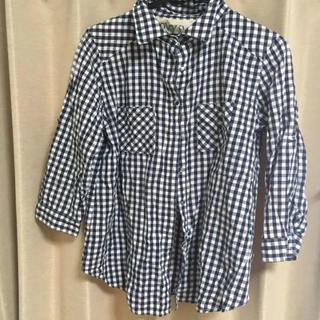 シマムラ(しまむら)のチェックシャツ(シャツ/ブラウス(長袖/七分))