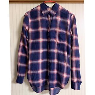 ギャップ(GAP)のGAP チェックシャツ(シャツ/ブラウス(長袖/七分))