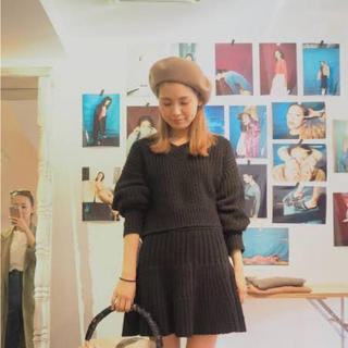 CA4LA - カシラ☆ベレー帽