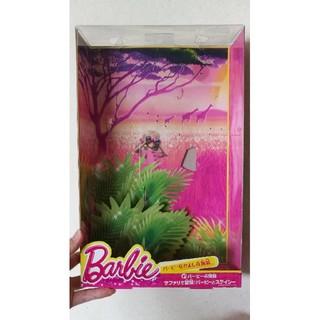 バービー(Barbie)のバービー Barbie 人形 ドール 可愛い 飾り箱 壁掛け可(キャラクターグッズ)