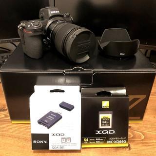 Nikon - 【値下げ】NIKON ニコン  Z6 24-70 レンズキット おまけ多数