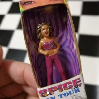 バービー(Barbie)のスパイスガールズ ミニチュア フィギュア 人形 ドール バービー  Barbie(キャラクターグッズ)