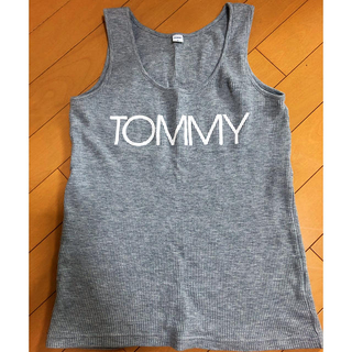 TOMMY HILFIGER - TOMMY HILFIGER タンクトップ