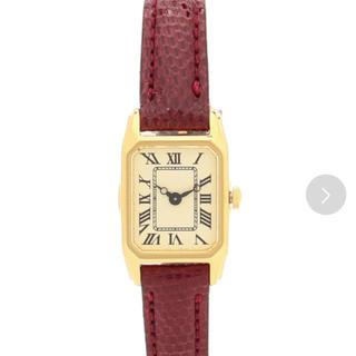 Demi-Luxe BEAMS - デミルクス ビームス リザード 腕時計
