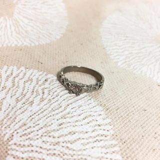 新品未使用 リング 指輪 ハート (リング(指輪))