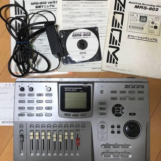 ズーム(Zoom)のZOOM (ズーム) MRS-802(MTR)