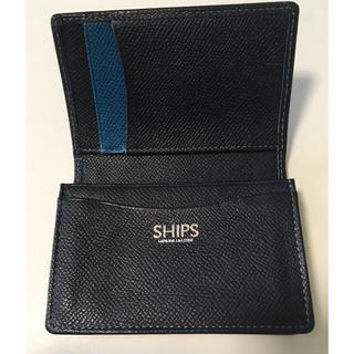 SHIPS - ships シップス カードケース 名刺入れ