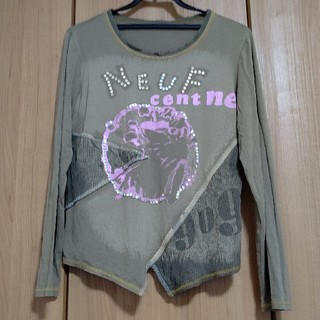 ロングTシャツ(Tシャツ(長袖/七分))