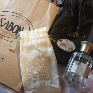 サボン(SABON)のサボン オードゥサボン パチュリラベンダーバニラ(香水(女性用))