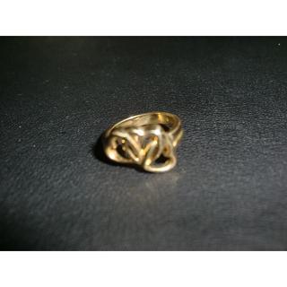 ティファニー(Tiffany & Co.)のTiffany&co ティファニー K18 リング ラビングハート(リング(指輪))