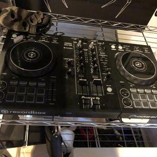 パイオニア(Pioneer)のpioneer ddj400 DJコントローラー(DJコントローラー)