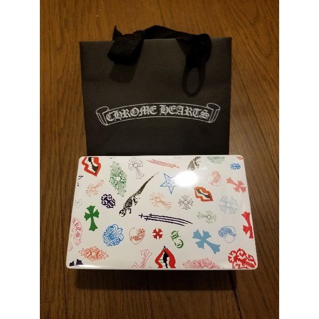 Chrome Hearts(クロムハーツ)のクロムハーツ 青山店限定 ヨックモック クッキー 食品/飲料/酒の食品(菓子/デザート)の商品写真