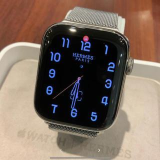 エルメス(Hermes)の(正規品) Apple Watch エルメス series4 44mm(腕時計(デジタル))