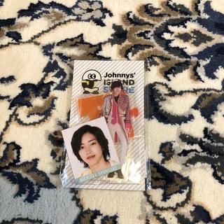 ジャニーズジュニア(ジャニーズJr.)の道枝駿佑 アクリルスタンド  デタカ(アイドルグッズ)