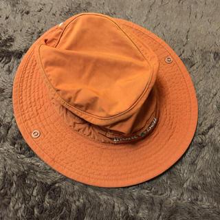 モンベル(mont bell)のモンベル 登山帽子 野外活動 キャンプ キッズ用51-54(帽子)