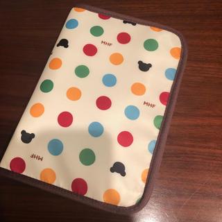 ミキハウス(mikihouse)のミキハウスファースト 母子手帳ケース LLサイズ 大きいサイズ(母子手帳ケース)