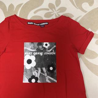 マリークワント(MARY QUANT)のトップス 半袖(Tシャツ(半袖/袖なし))