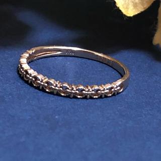 ジュエリーツツミ(JEWELRY TSUTSUMI)のK10 透かし リング(リング(指輪))