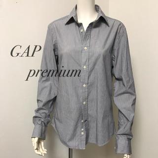 ギャップ(GAP)のGAP premium シャツ(シャツ/ブラウス(長袖/七分))