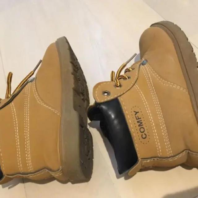 Timberland(ティンバーランド)のティンバーランド 風 子供 キッズ/ベビー/マタニティのキッズ靴/シューズ(15cm~)(ブーツ)の商品写真