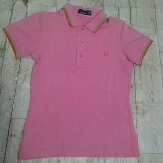 フレッドペリー(FRED PERRY)のフレッドペリー レディース ポロシャツ(ポロシャツ)