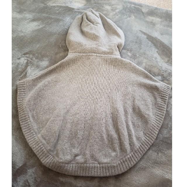 Timberland(ティンバーランド)のポンチョ ティンバーランド キッズ/ベビー/マタニティのキッズ服女の子用(90cm~)(ジャケット/上着)の商品写真