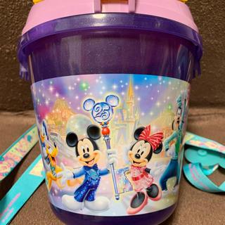 ディズニー(Disney)のDisney ポップコーンバケット(バスケット/かご)