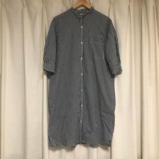 サマンサモスモス(SM2)のチェックシャツ(シャツ/ブラウス(長袖/七分))
