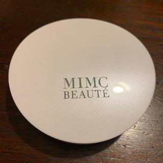エムアイエムシー(MiMC)のMIMC      エアリーパウダーファンデーション ベージュ(ファンデーション)