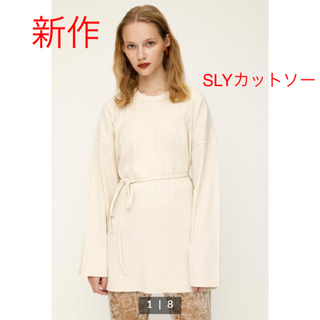 SLY - 新品未使用!SLYカットソー
