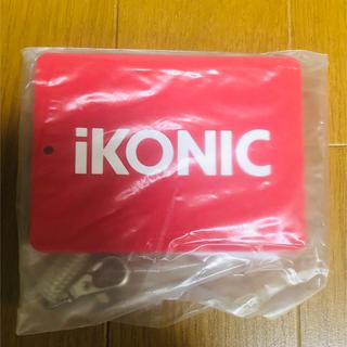 アイコン(iKON)のiKONIC JAPAN 入会特典(パスケース/IDカードホルダー)