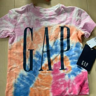 ギャップ(GAP)のタイダイTシャツ(Tシャツ/カットソー)