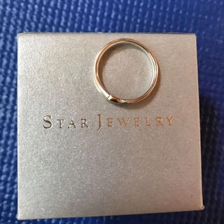 スタージュエリー(STAR JEWELRY)のスタージュエリー(リング(指輪))