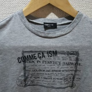 COMME CA ISM - コムサのTシャツ 130A