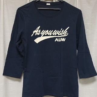 GU - GU  七分袖  ロンTシャツ  Sサイズ