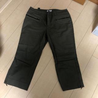 7分ズボン(カジュアルパンツ)