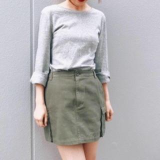 スライ(SLY)の新品 SLY カーゴ スカート  ♡(ミニスカート)
