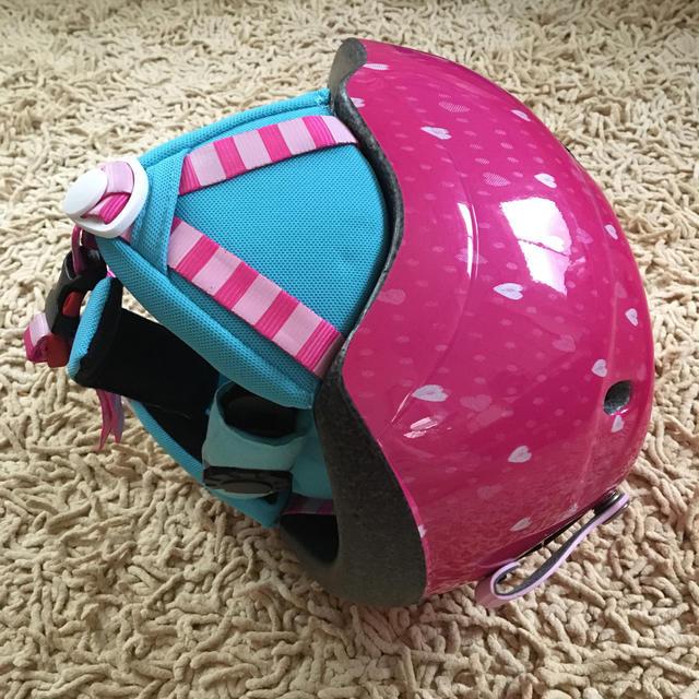 HEAD(ヘッド)の🌟NEW🌟子供用スキーヘルメット スポーツ/アウトドアのスキー(その他)の商品写真