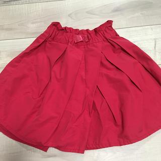 BREEZE☆フレアスカート 100