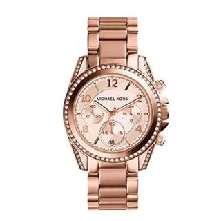 Michael Kors - マイケルコース 腕時計 ピンクゴールド