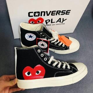 CONVERSE -  Play COMME des GARCONS×Converse 男女兼用